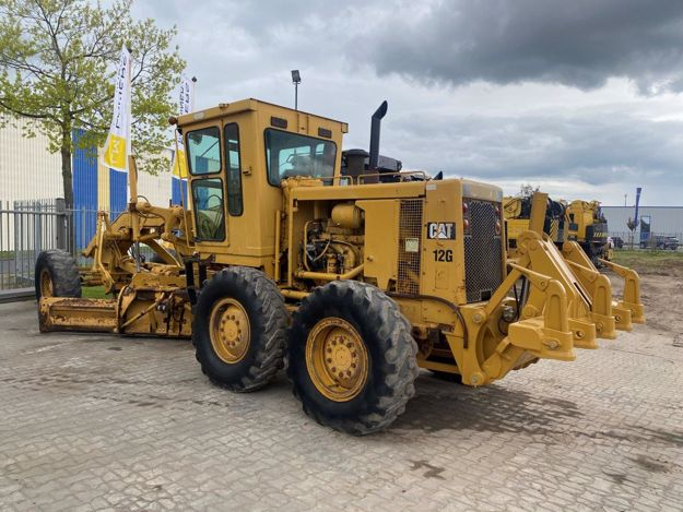 Picture of Caterpillar 12G grader