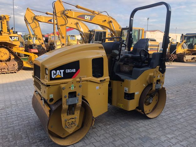 Picture of Caterpillar CB34B wals