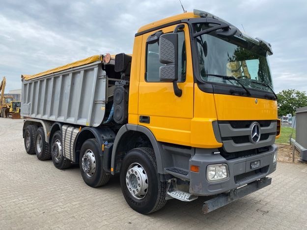 Picture of Mercedes-Benz Actros 4448 10x4 kipper
