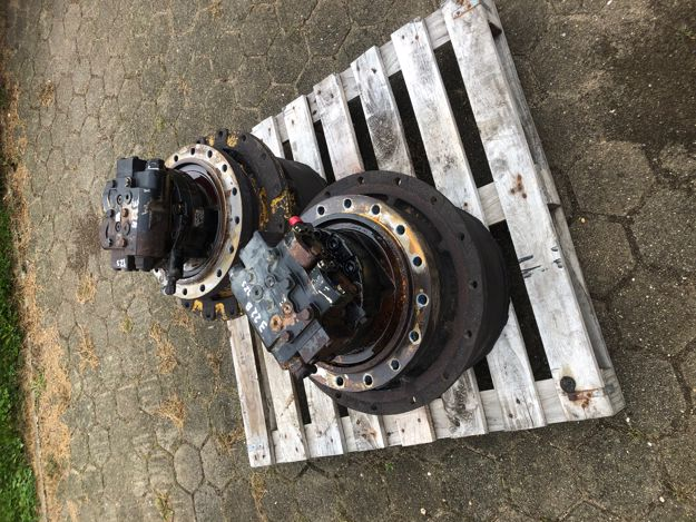 Picture of Caterpillar 322B final drive OEM 1356214