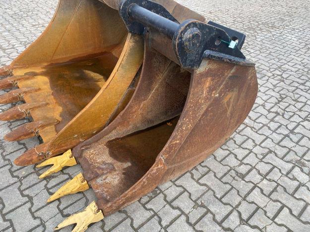 Afbeelding van Lenhhof MS25/21 dieplepel 600mm